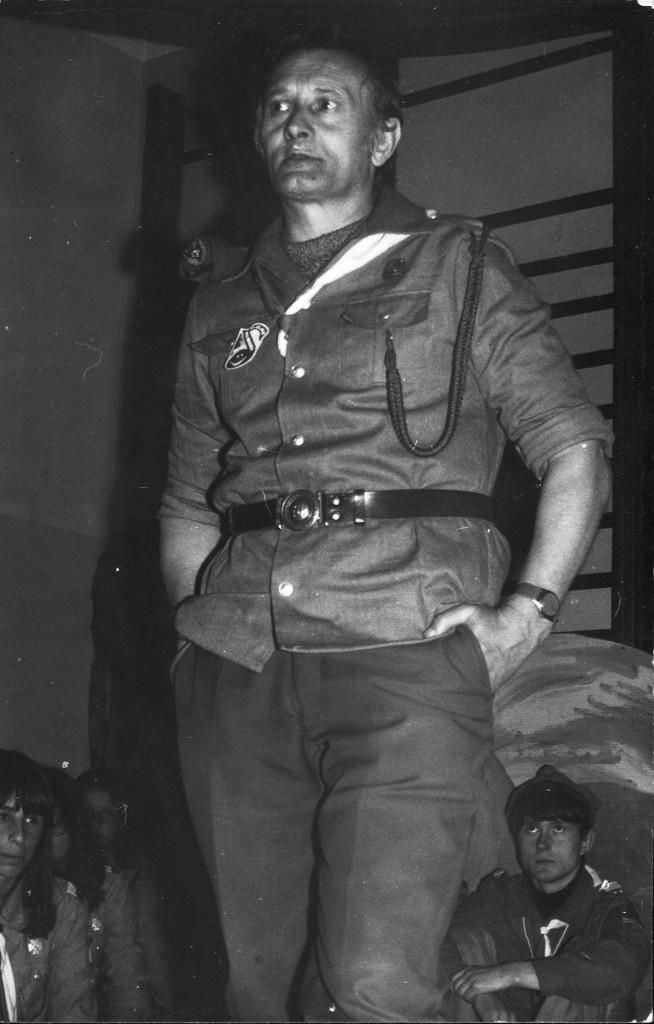 Janusz Boissé - I Rajd z Piosenką - 11.04.1981 r.