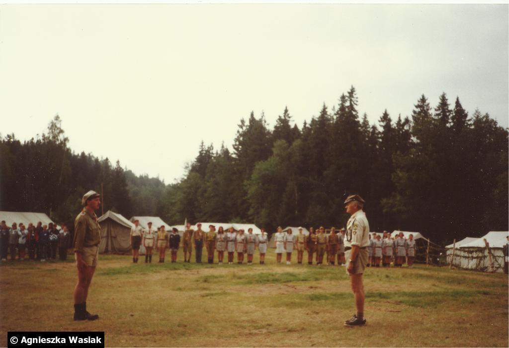 Janusz Boisse - Apel w Strużnicy 1997