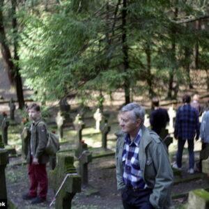 Janusz Boissé - Cmentarz naRossie 1996