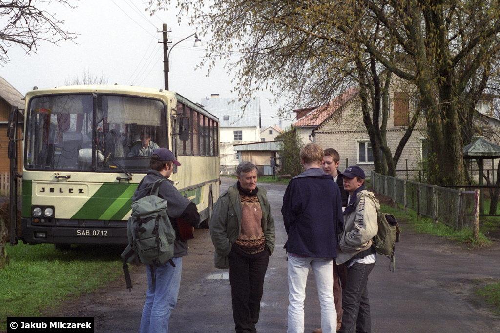 Janusz Boissé - Nowa Wilejka 1996