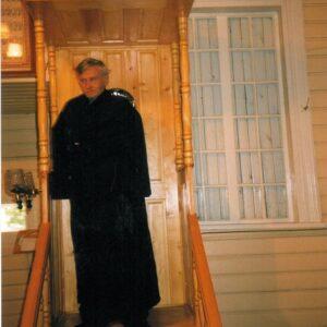 Janusz Boisse - meczet Wilno 1999