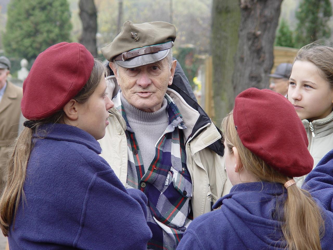 Janusz Boisse 1 listopada 2004