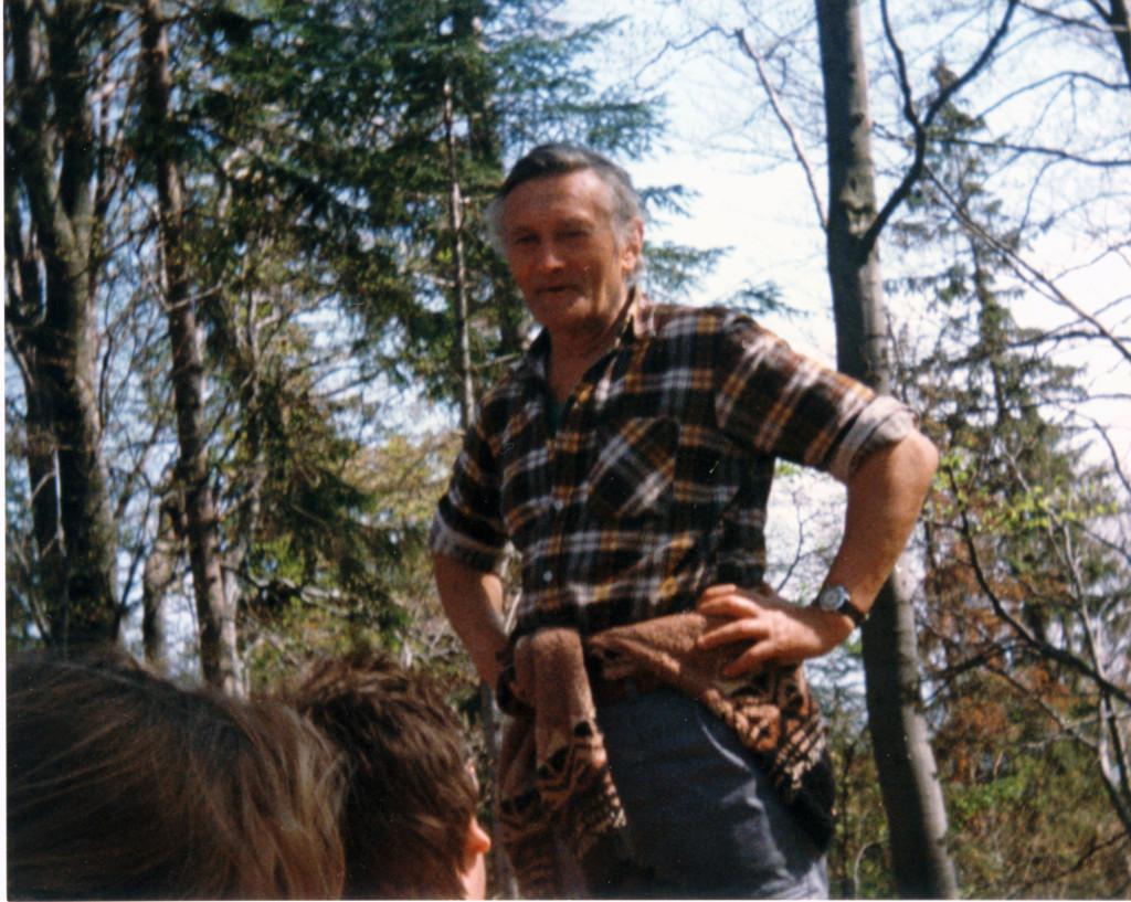 Janusz Boisse - Gorce 1993