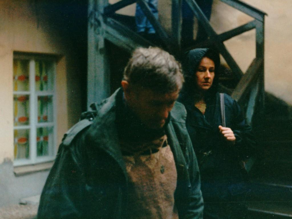 Janusz Boissé i Jadwiga Krajewska - Wilno 1996
