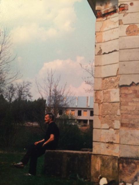 Janusz Boissé - Wilno 1996