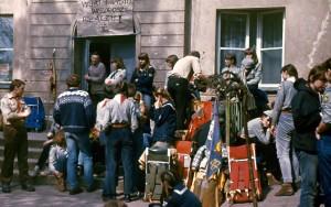4. Rajd z Piosenką w Męce - 1983