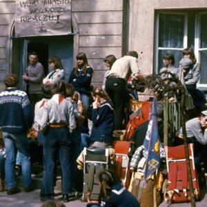 4. Rajd zPiosenką wMęce - 1983
